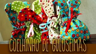 Coelhinho de Guloseimas – By Fê Atelier