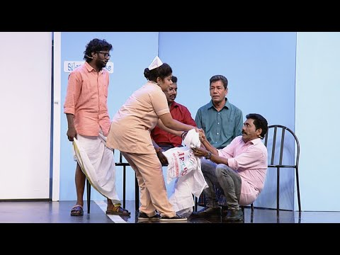 #ThakarppanComedy I Funny labour room skit!!! I Mazhavil Manorama