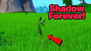 Unlimited SHADOW MODE glitch in Fortnite (Become Invisible) Fortnite Glitches Season 9 PS4/Xbox
