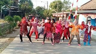 BANG TOYIB GA USAH PULANG By Ade Irma, #senam Kreasi, #senam Dangdut, Uki Tea,  Bekasi
