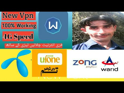 New Vpn Working Free Internet 4G Speed Unlimited MB Use