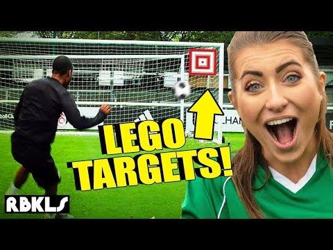 LEGO 'Football' Shootout W/ FULHAM FC – REBRICKULOUS