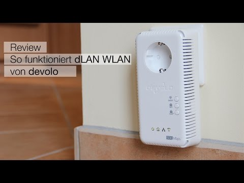 So funktioniert devolo dLAN WLAN