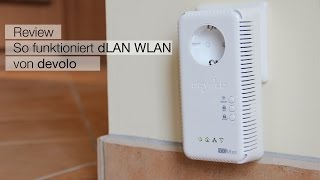 So funktioniert devolo dLAN WLAN