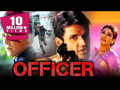 Officer Full Hindi Movie | Sunil Shetty, Raveena Tandon | 2001 | HD Quality Hindi Movies