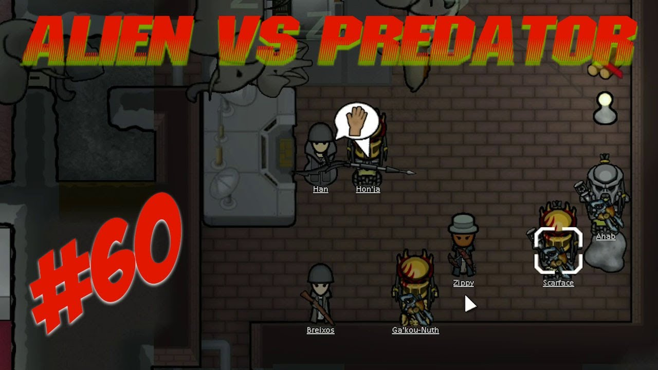 🚀 WHAT'S IN THE BOX Rimworld alien vs predator mod | Ep 60