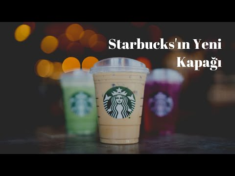 Starbucks'ın Yeni Kapağı Nasıl Kullanılır? // Pipetsiz Kapak