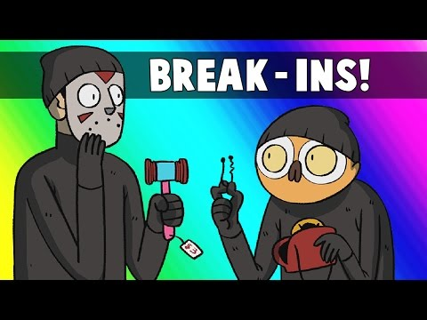 Thumbnail: Vanoss Gaming Animated - Epic Break-ins!
