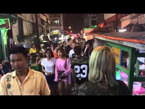 Yangon, Chinatown, 19. Street