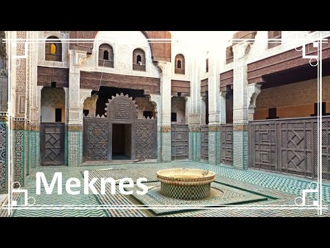 10 Imprescindibles para visitar Meknes / Mequinez: Ciudad Imperial | 6# Marruecos / Maroc / Morocco