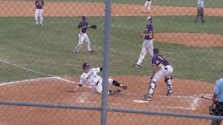 Baseball Highlights: Merkel @ #18 Clyde 4/17/2018
