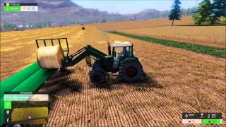 Symulator Farmy 2015 #2 - Rolnictwa ciąg dalszy [1080p60fps]