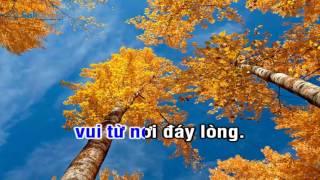 [Karaoke TVCHH] 099 - CA NGỢI CHÚA - Salibook