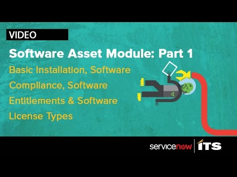 ServiceNow Asset Management Lab (1 of 2)