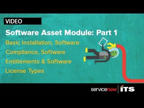 ServiceNow Asset Management Lab (1 Of 2)