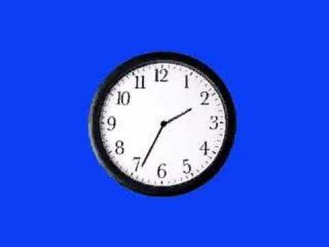 Reloj loco- Loco reloj