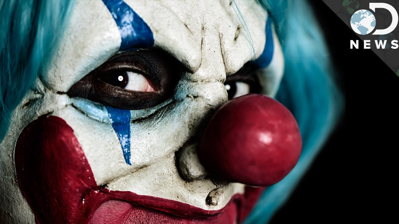 Why Are You So Afraid of Clowns? Here's What Psychologists Say