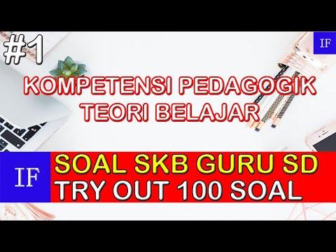 LATIHAN SOAL SKB || GURU SD/GURU KELAS || KOMPETENSI PEDAGOGIK -PART 8 from YouTube · Duration:  25 minutes 12 seconds