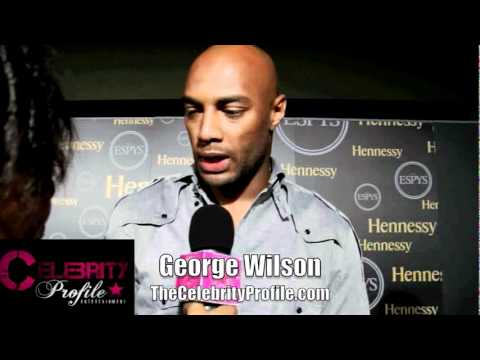 George Wilson at the 2011 Pre ESPY Party