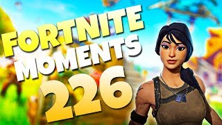THE BEST GUIDED MISSILE TRICK EVER! (TFUE EXPLOIT!)   Fortnite Funny and WTF Moments 226