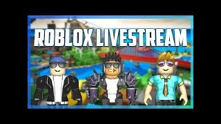 🔴 JAILBREAK GIVEAWAYS | Minigames | SIMON SAYS, HIDE + SEEK, ARREST FOR A PRIZE! | Roblox Live!