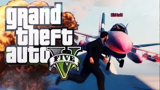 GTA 5 Online MOST EPIC PLANE SWAP EVER Fails and LOLs (GTA 5 Funny Moments)