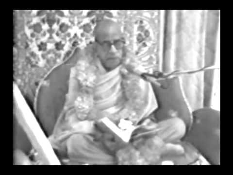 A Sadhu's Business is for the Benefit of All Living Entities - Prabhupada 0998