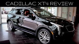 2019 Cadillac XT4 Sport Review | Step In The Right Direction