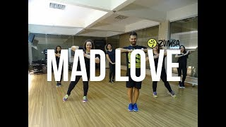 Sean Paul & David Guetta ft. Becky G - Mad Love (Zumba) - Reggaeton