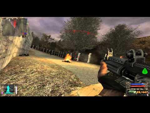 Stalker тень чернобыля часть 17 Выжигатель