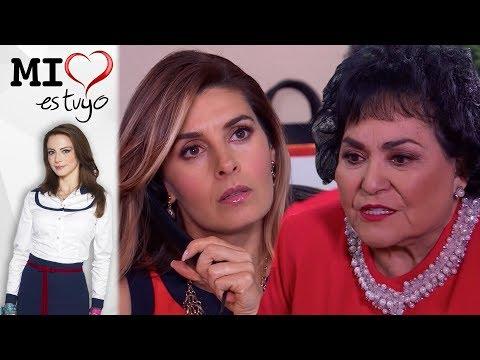 ¡Yolanda chantajea a Isabela! | Mi corazón es tuyo - Televisa