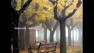 nosound -  the moment she knew