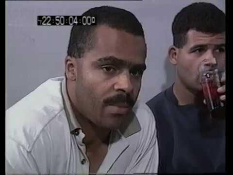 Toxteth, Liverpool, UK - Black Community & Racism : Newsnight - BBC2 - 1989