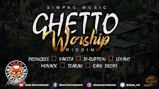 Tearah - Hold Your Own [Ghetto Worship Riddim] March 2019