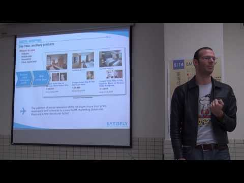 20140415 MLDM Monday - Technology, data mining plan and job opportunity of SATISFLY