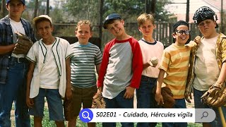 CUIDADO HÉRCULES VIGILA Era Una Historia Real (MAQE S02E01)