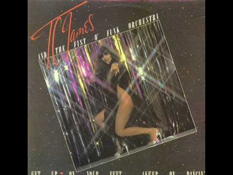 T. C. James And The Fist-O-Funk Orchestra - Dance All Over The World DISCO 1978