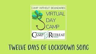 Twelve Days of Lockdown Song