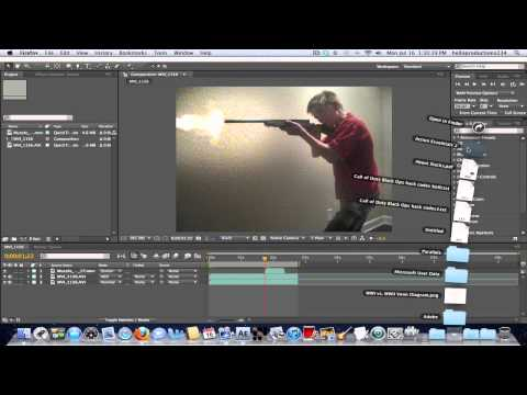 How to Add and Listen to Sound in After effects