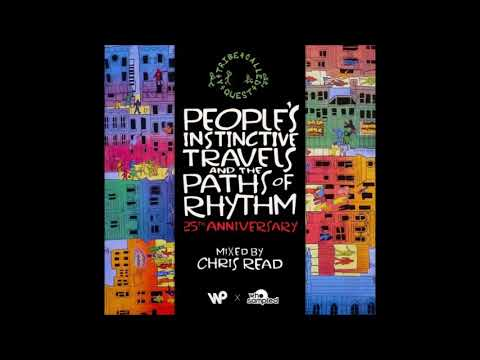 A Tribe Called Quest - People's Instinctive Travels... - 25th Anniversary Mixtape