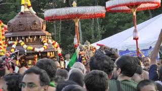 Guruvayurappan Temple, Morganville, NJ Jul 01, 2012