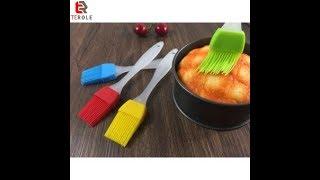 Kuas Silikon - Kue Cake Mentega BBQ Sikat Roti - Barbeque Food Brush