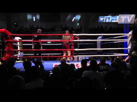 WKF K1WM im LHW: Sascha Poppendieck vs. Miles Simson  La Onda Fight Night