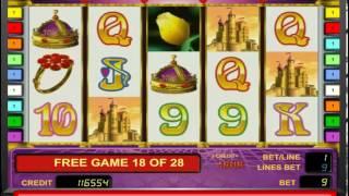 видео Игровой автомат Queen of Hearts