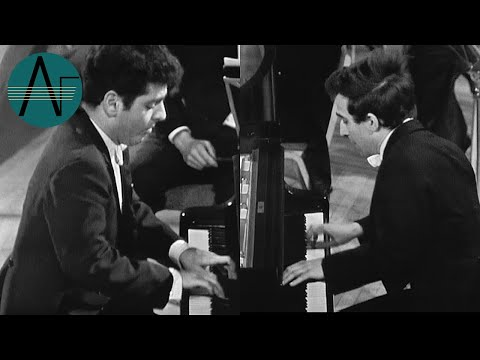 Barenboim, Ashkenazy: Double Concerto - Documentary of 1966