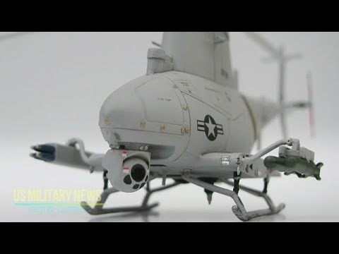 The US Navy Turned Its Drone Helicopter Into a Mine Detector