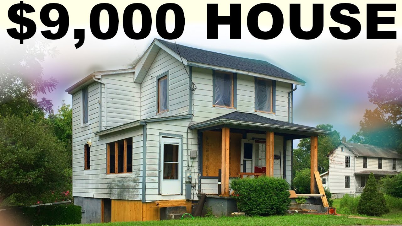 $9,000 HOUSE - FRAMING // ROOF // NEWS - Ep. 25