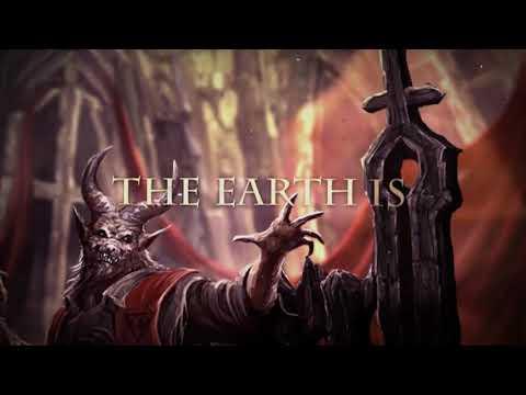 MALAMORTE - Antichrist (Official Lyric Video)