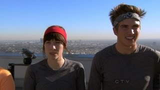 Joey and Meghan Edition (The Amazing Race 22 Leg 1)