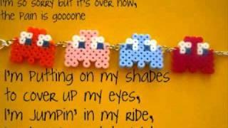 Riding solo Lyrics (Pacman Theme)